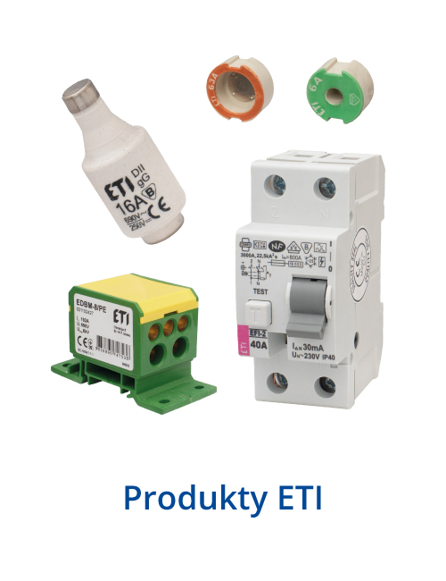 Produkty ETI