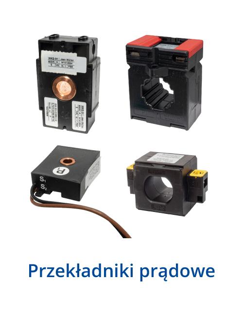 Przekładniki prądowe