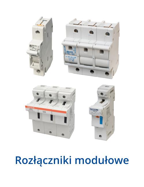 Rozłączniki modułowe