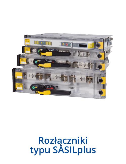 Rozłączniki typu SASILplus