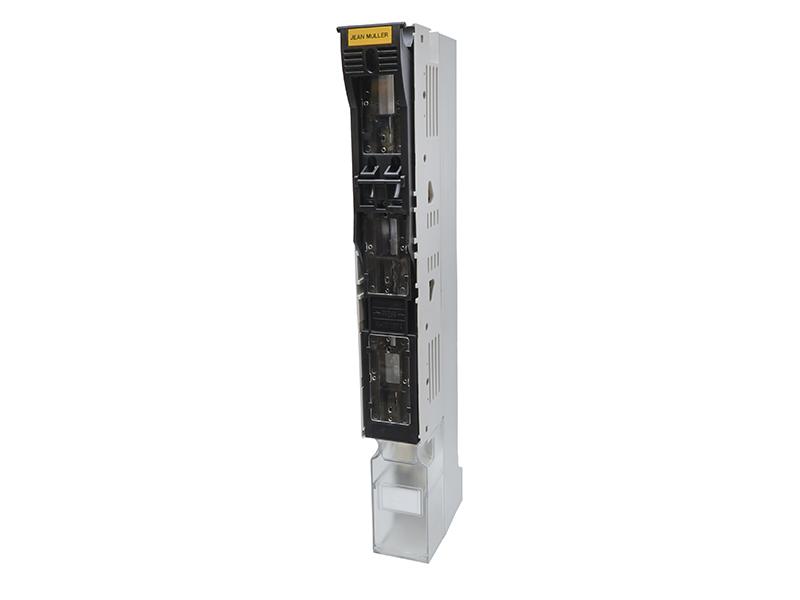 27 – Rozłącznik bezpiecznikowy listwowySL00-3×3/100/KU00/HA/W – L5356003