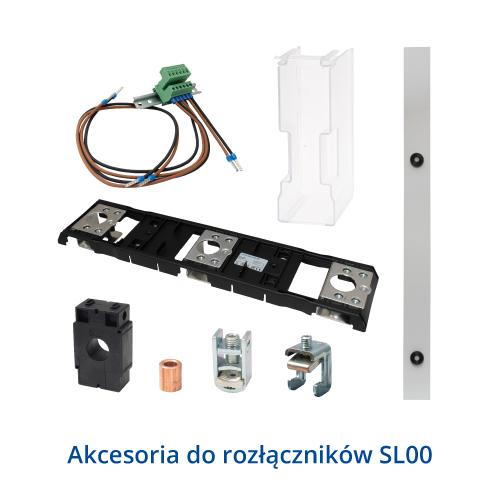 Akcesoria do rozłączników SL00