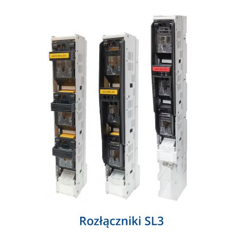Rozłączniki SL3