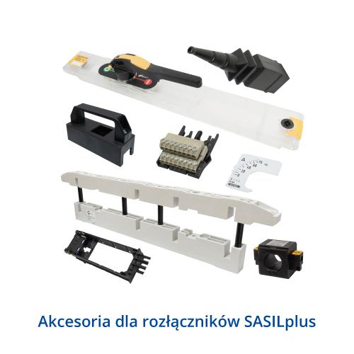 Akcesoria do rozłączników SASILplus