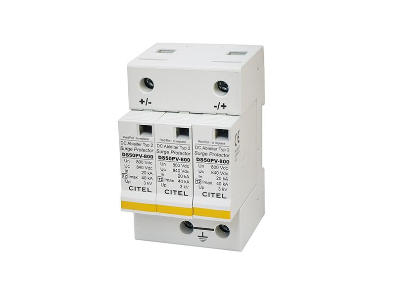 41Ogranicznik przepięćDS50PV-800 – C480201