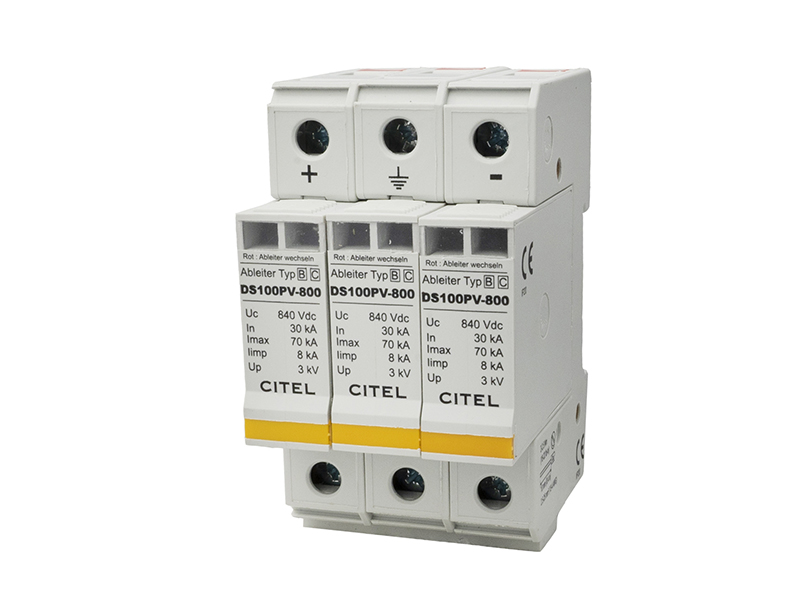31Ogranicznik przepięćDS100PV-800 – C4806012