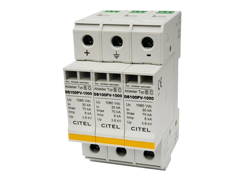 33Ogranicznik przepięćDS100PV-1000 – C4807112