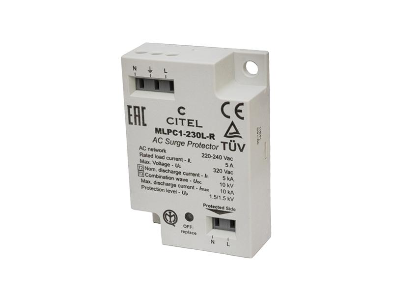 21Ogranicznik przepięć do ochrony LED typ 2+3MLPC1-230L-R – C831211