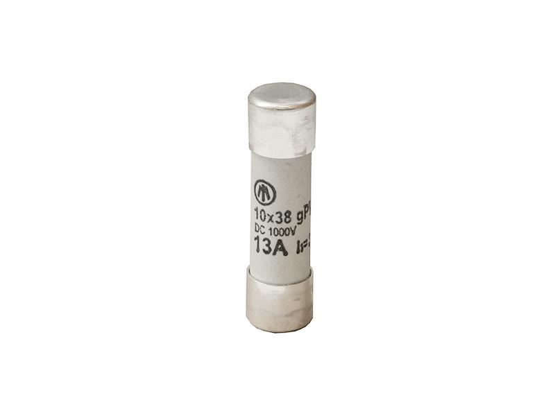 28Wkładka topikowa cylindryczna 10×38 1000V DC gPVZ10DC13/1000V – D7642000