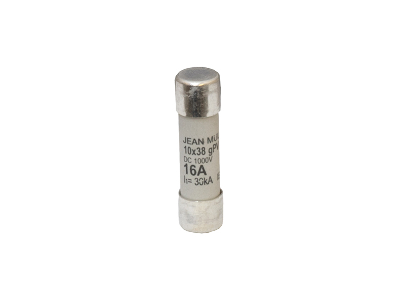 30Wkładka topikowa cylindryczna 10×38 1000V DC gPVZ10DC16/1000V – D7642200
