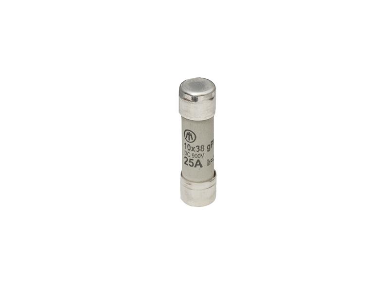 32Wkładka topikowa cylindryczna 10×38 1000V DC gPVZ10DC25/900V – D7642600