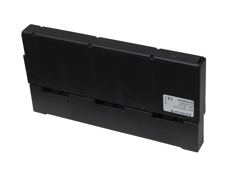 25Nośnik szyn zbiorczych z przyłączemSST-60/3-A16G1432018