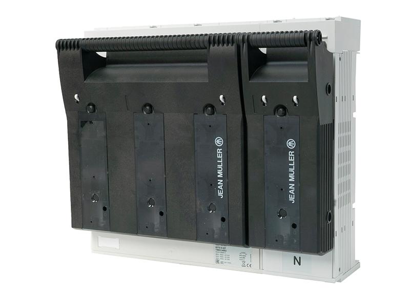 13Rozłącznik bezpiecznikowy skrzynkowyKETO-3-4/F – T300114002