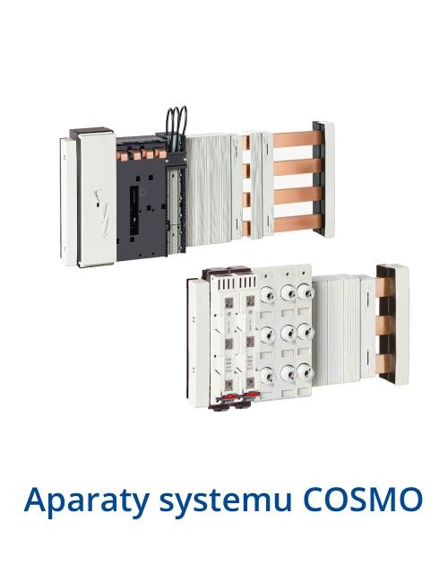Aparaty systemu COSMO