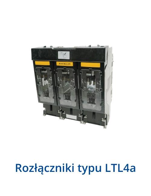 Rozłączniki LTL4a