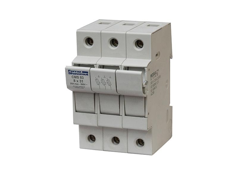 28Podstawa do wkładek cylindrycznych 8×32CMS83 – FA305003D