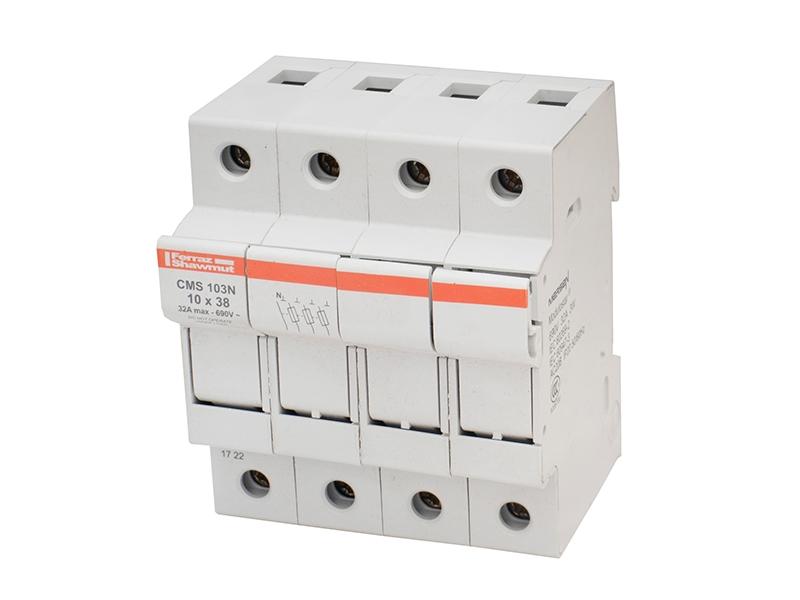 35Podstawa do wkładek cylindrycznych 10×38CMS103N – FY305024C