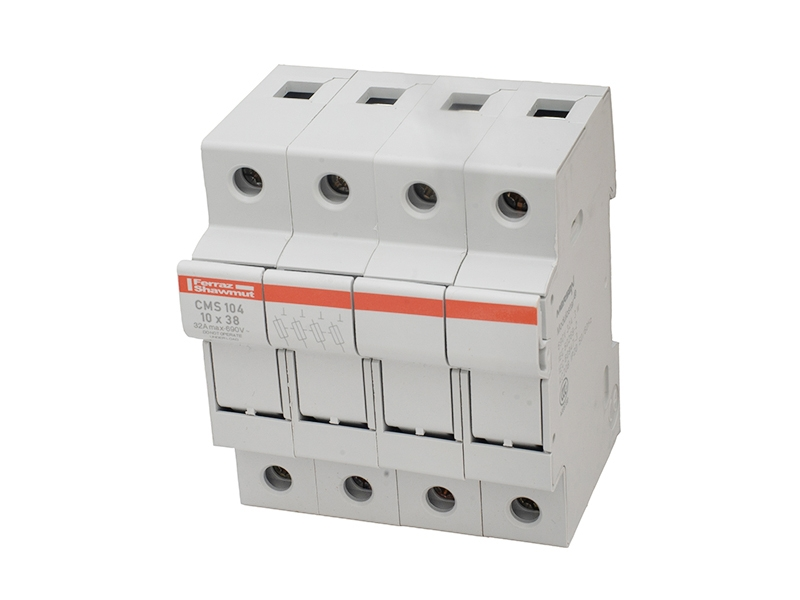 37Podstawa do wkładek cylindrycznych 10×38CMS104 – FZ305025C