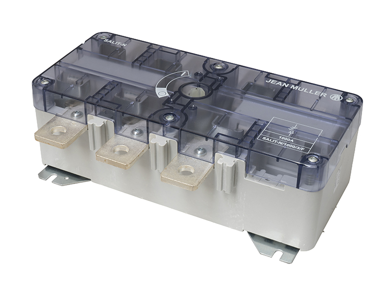 26Rozłącznik izolacyjny – SALIT-N/1000/3/F – B3031001