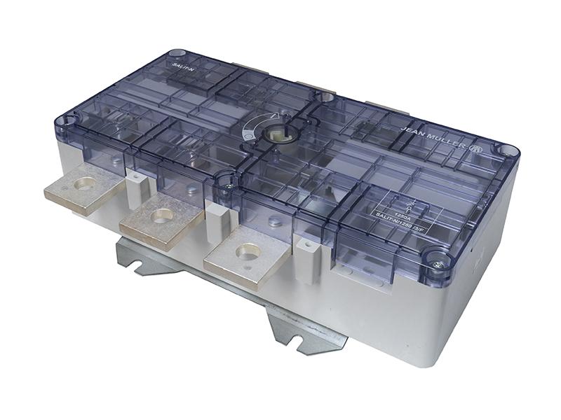 27Rozłącznik izolacyjny – SALIT-N/1250/3/F – B4031000