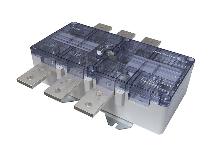 28Rozłącznik izolacyjny – SALIT-N/1600/3/F – B4031001