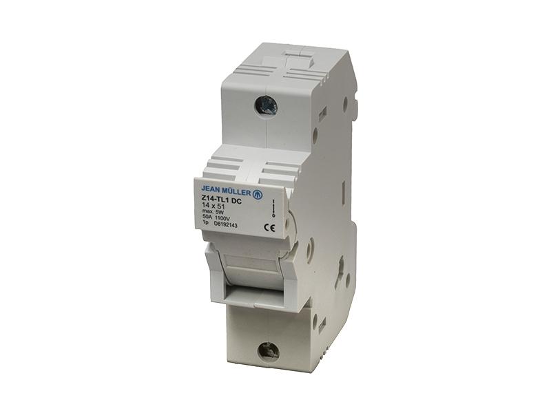 21Podstawa rozłączalna 1-polowa Z14-TL1Z14-TL1/DC1100V – D8192143