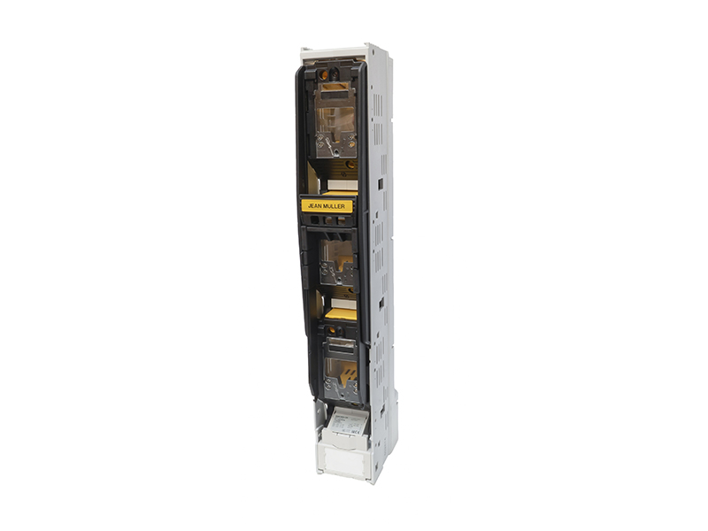 18Rozłącznik bezpiecznikowy listwowySL1-3×3/3A/W – L1331001