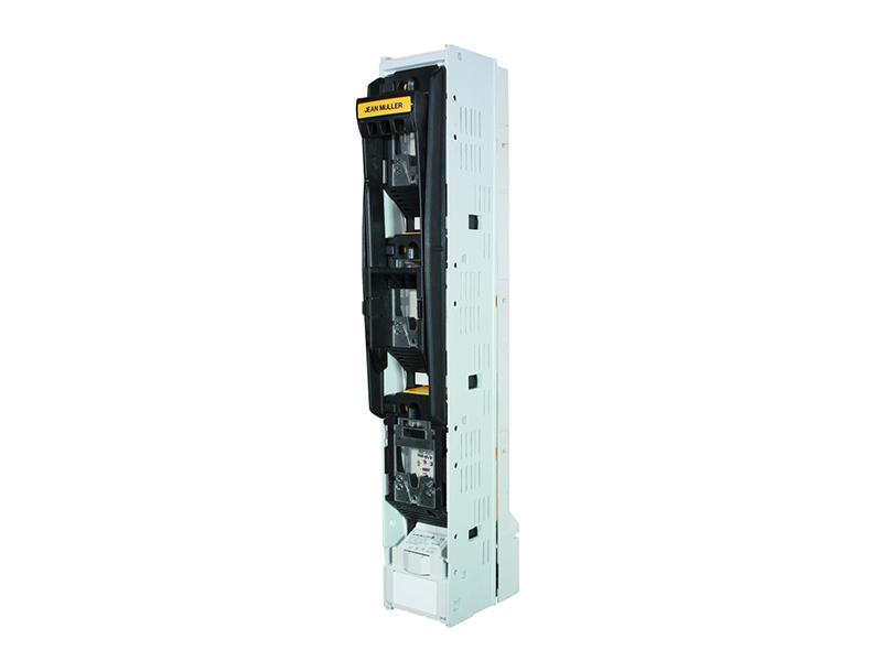 19Rozłącznik bezpiecznikowy listwowySL1-3×3/9/KM2G/W – L1396006
