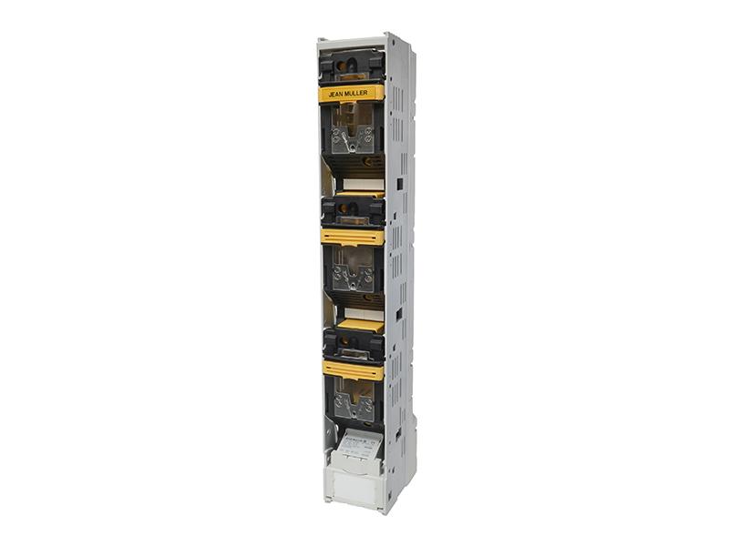 26Rozłącznik bezpiecznikowy listwowySL2-3x/3A/GV – L2931006
