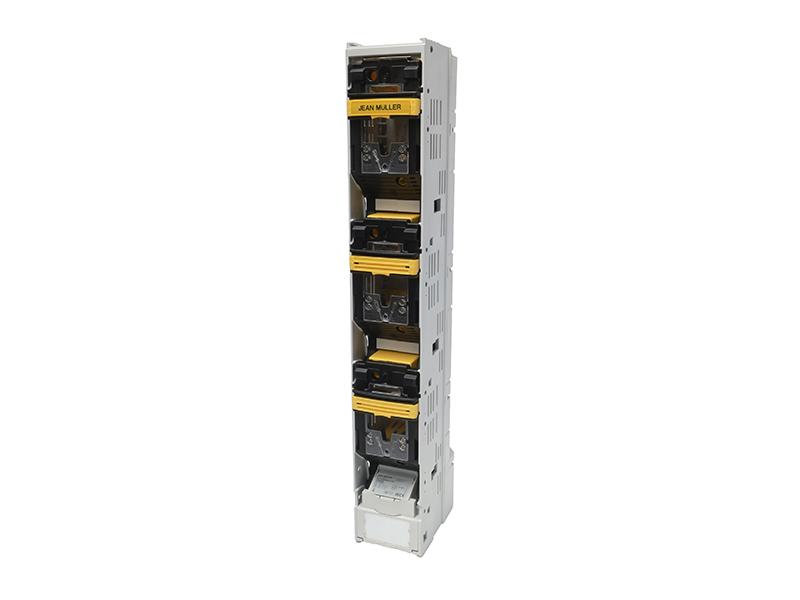 32Rozłącznik bezpiecznikowy listwowySL2-3x/9/KM2G-F/GV – L2996009