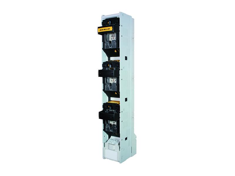 21Rozłącznik bezpiecznikowy listwowySL3-3x/3A – L3931001