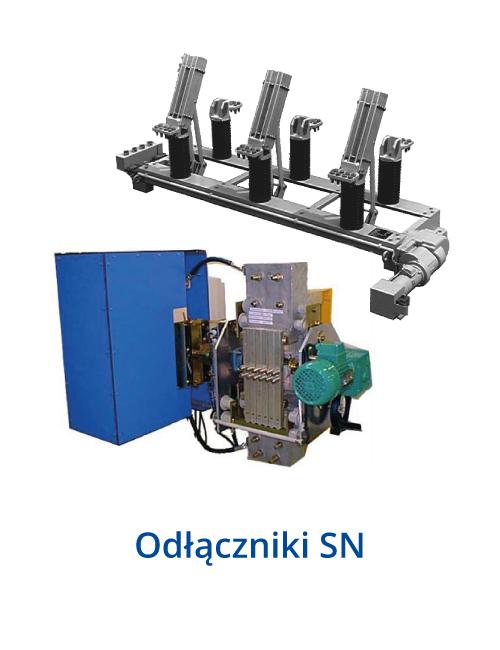Odłączniki SN