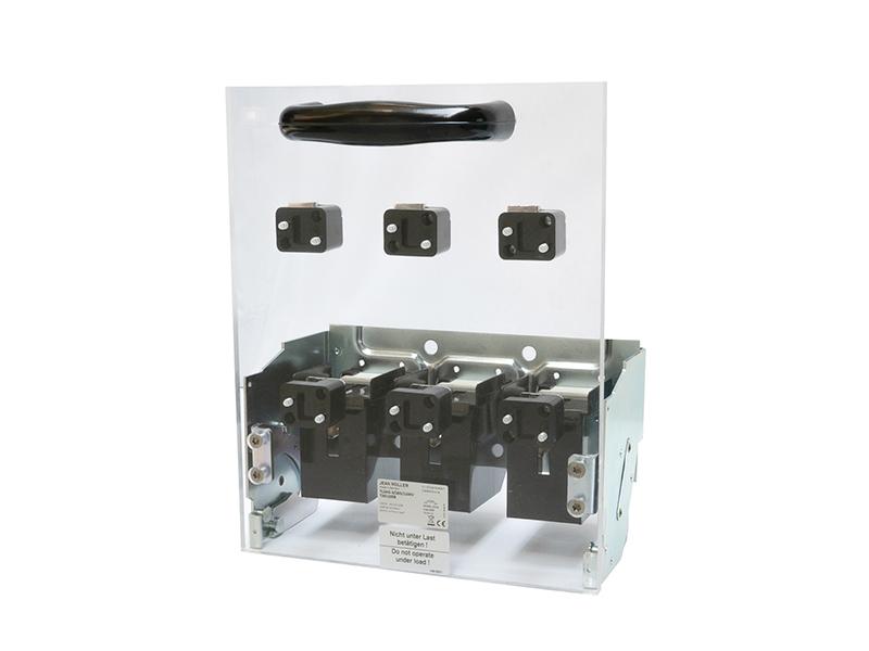 24Rozłącznik bezpiecznikowyTL2AG-3/265/1200V – T2611008