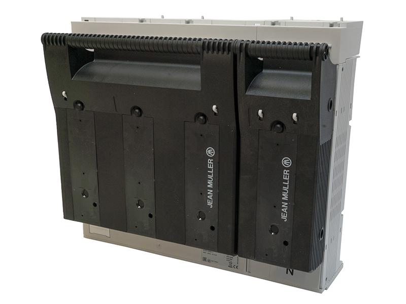 25Rozłącznik bezpiecznikowy skrzynkowy KETO na szynę o rozstawie 60mmKETO-3-4/60/AU/F/HT – T303917002